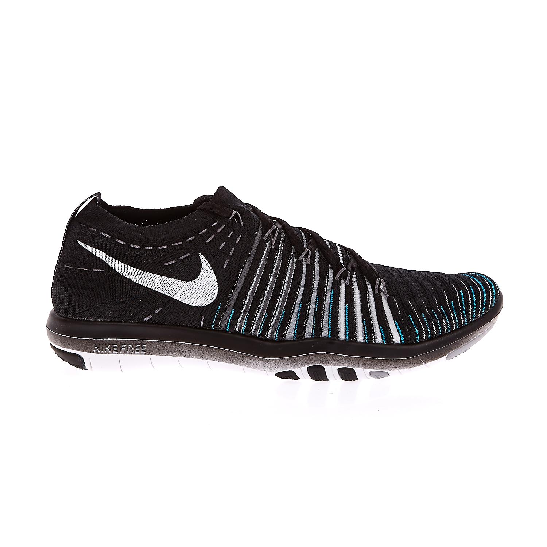 NIKE - Γυναικεία αθλητικά παπούτσια NIKE FREE TRANSFORM FLYKNIT μαύρα