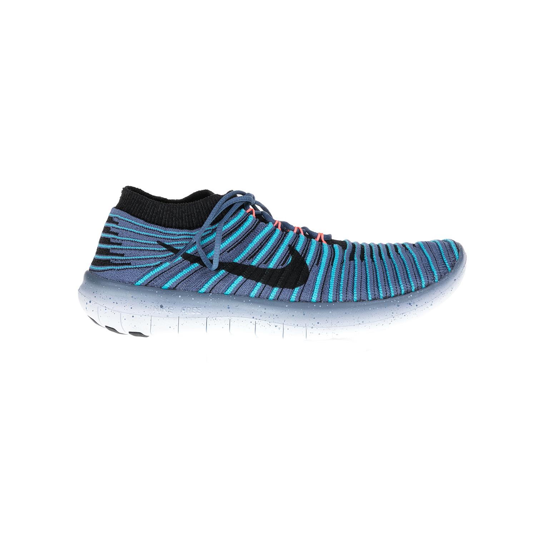 NIKE – Γυναικεία παπούτσια NIKE FREE RN MOTION FLYKNIT μπλε