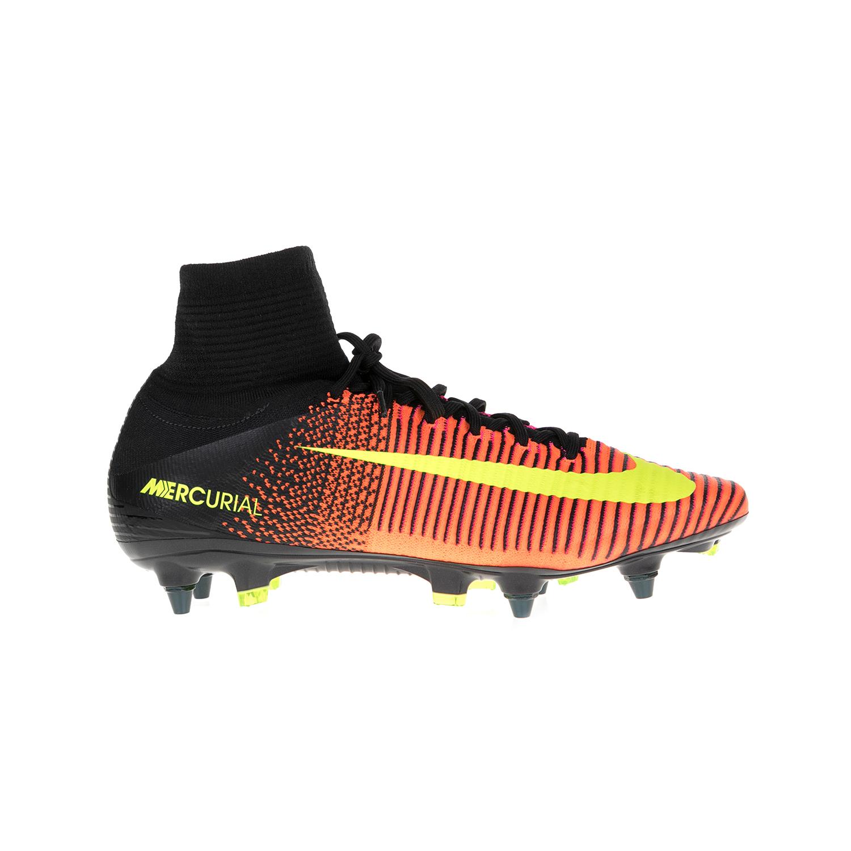 NIKE – Ανδρικά παπούτσια MERCURIAL SUPERFLY V SG-PRO πορτοκαλί-φούξια