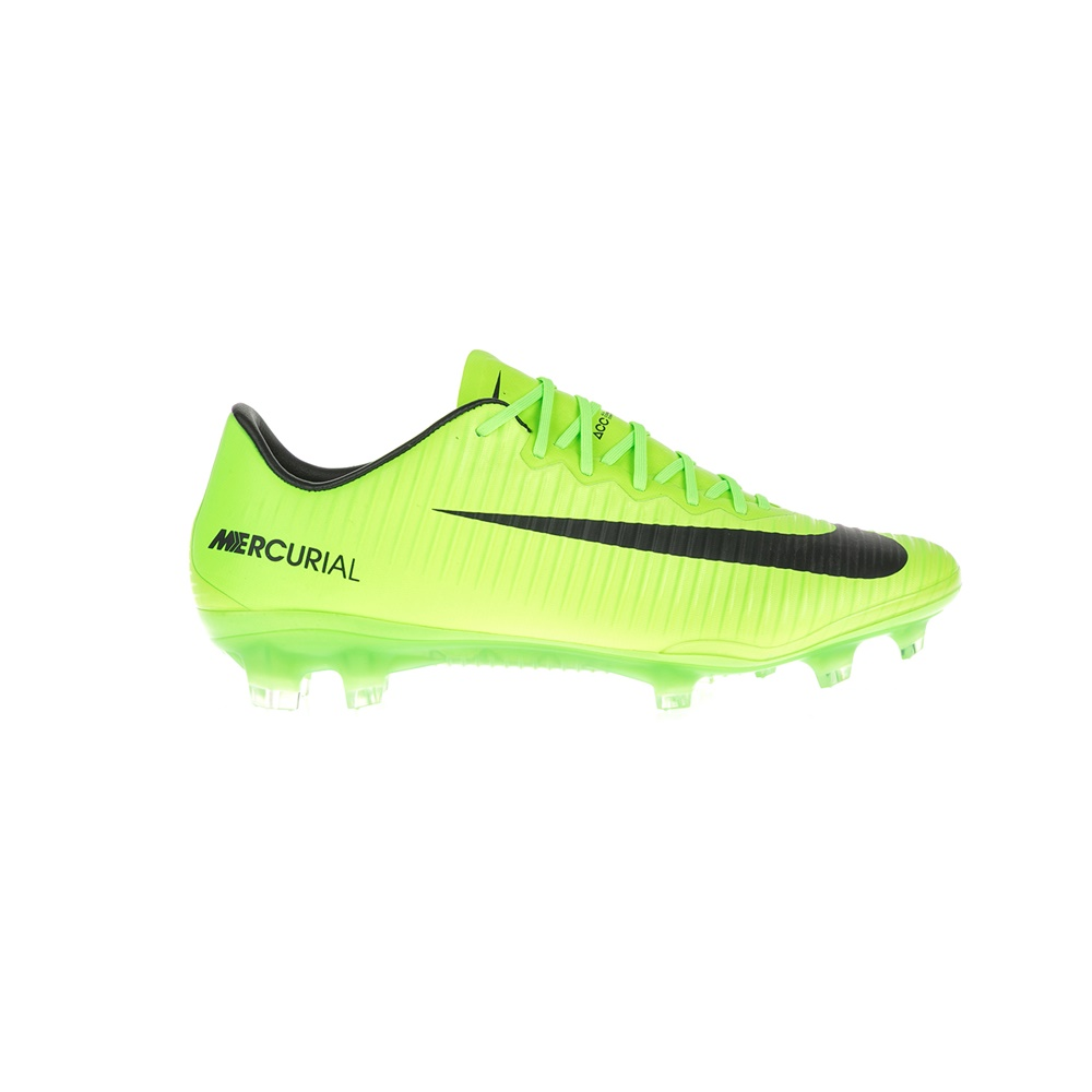 NIKE - Ανδρικά ποδοσφαιρικά παπούτσια ΝΙΚΕ MERCURIAL VAPOR XI FG πράσινα ανδρικά παπούτσια αθλητικά football