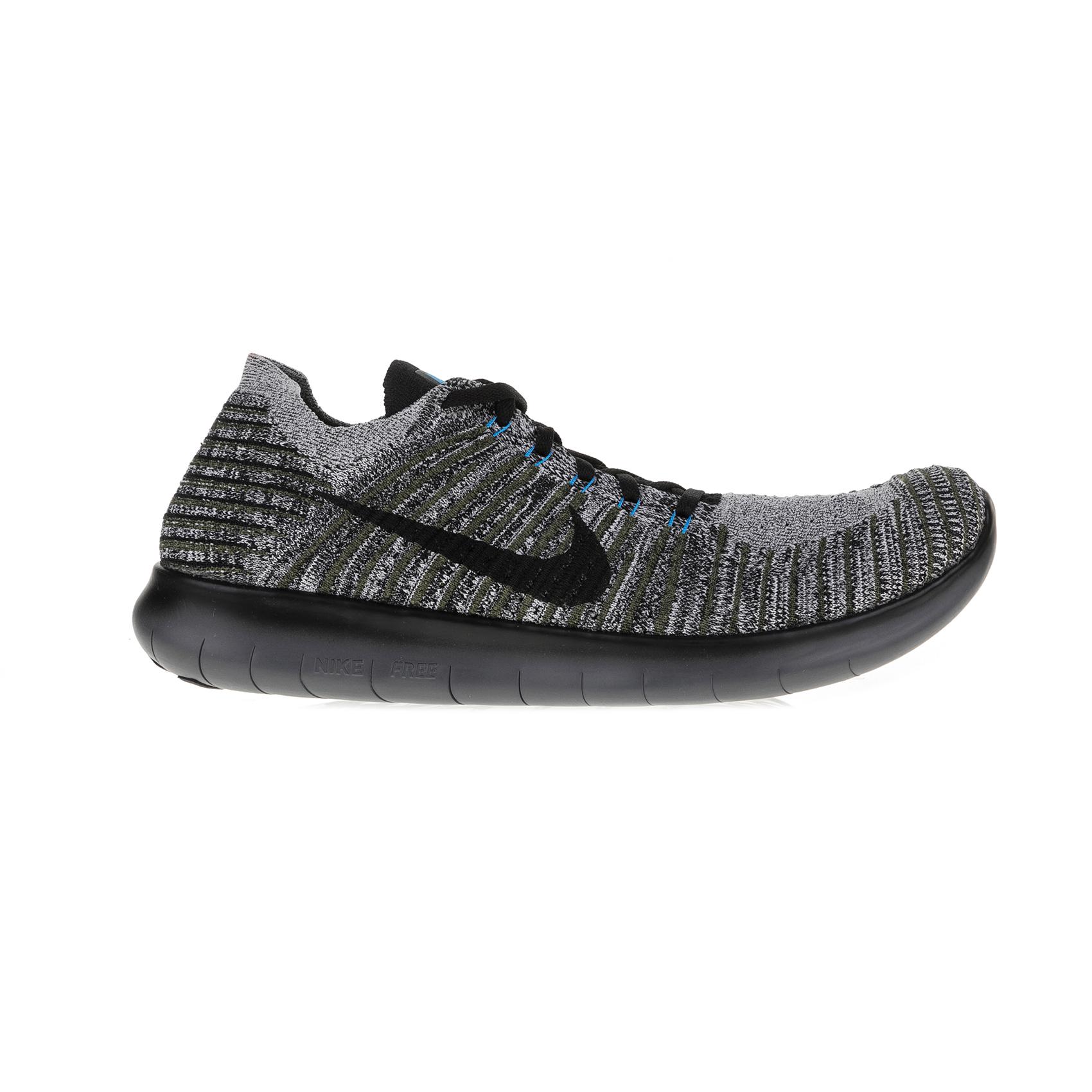 NIKE – Ανδρικά αθλητικά παπούτσια Nike FREE RN FLYKNIT γκρι