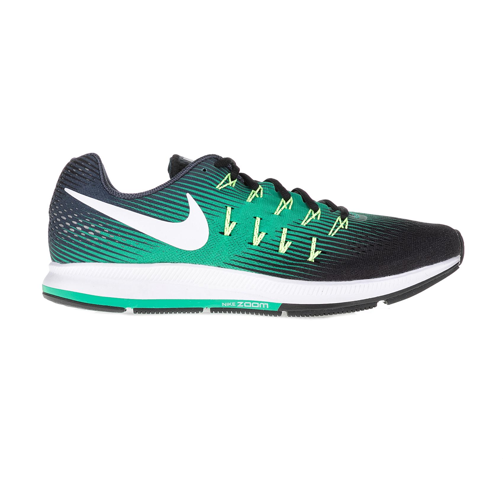 NIKE – Ανδρικά αθλητικά παπούτσια NIKE AIR ZOOM PEGASUS 33 πράσινα-μαύρα
