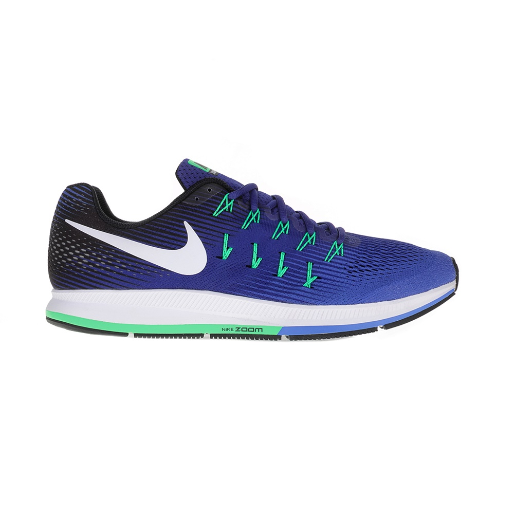 NIKE - Ανδρικά παπούτσια για τρέξιμο NIKE AIR ZOOM PEGASUS 33 μπλε