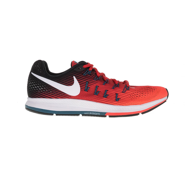 NIKE – Ανδρικά αθλητικά παπούτσια Nike AIR ZOOM PEGASUS 33 κόκκινα-μαύρα