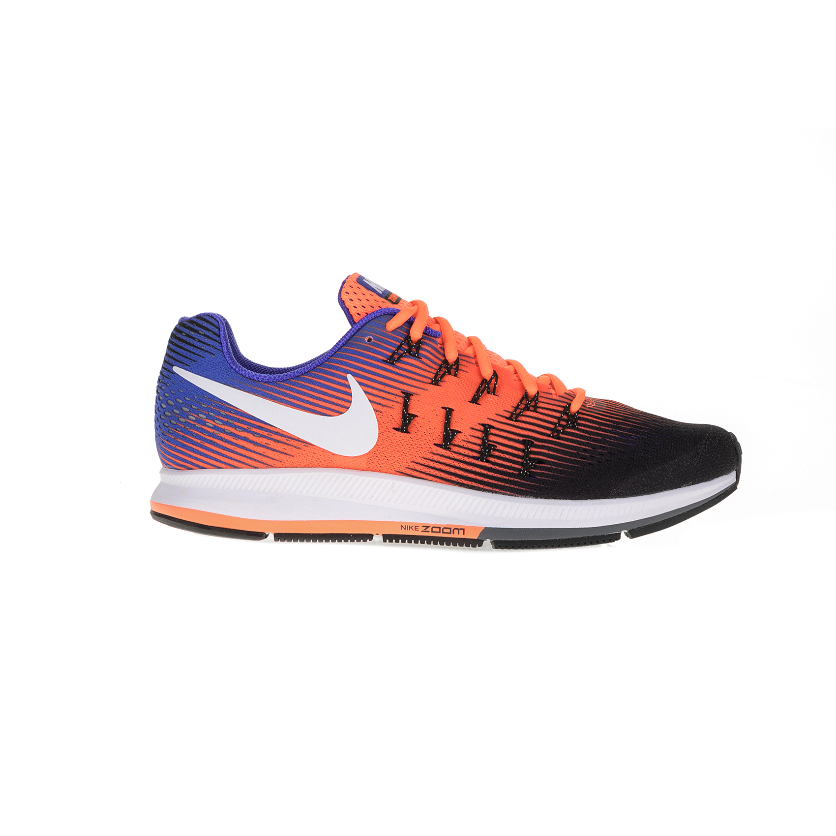 NIKE – Ανδρικά αθλητικά παπούτσια Nike AIR ZOOM PEGASUS 33 μπλε-πορτοκαλί-μαύρα