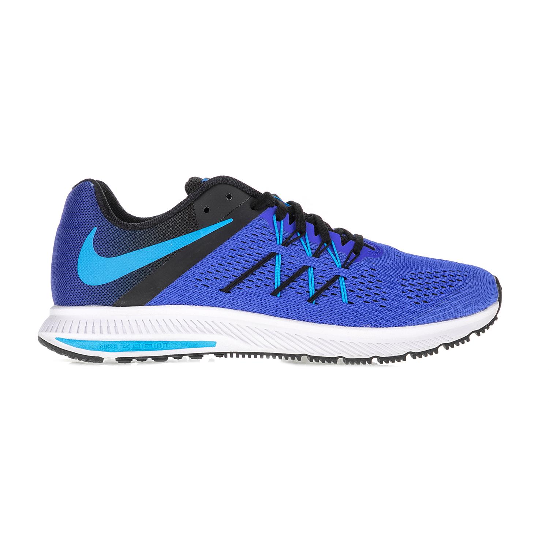 NIKE – Ανδρικά αθλητικά παπούτσια NIKE ZOOM WINFLO 3 ΥΠΟΔΗΜΑ μπλε