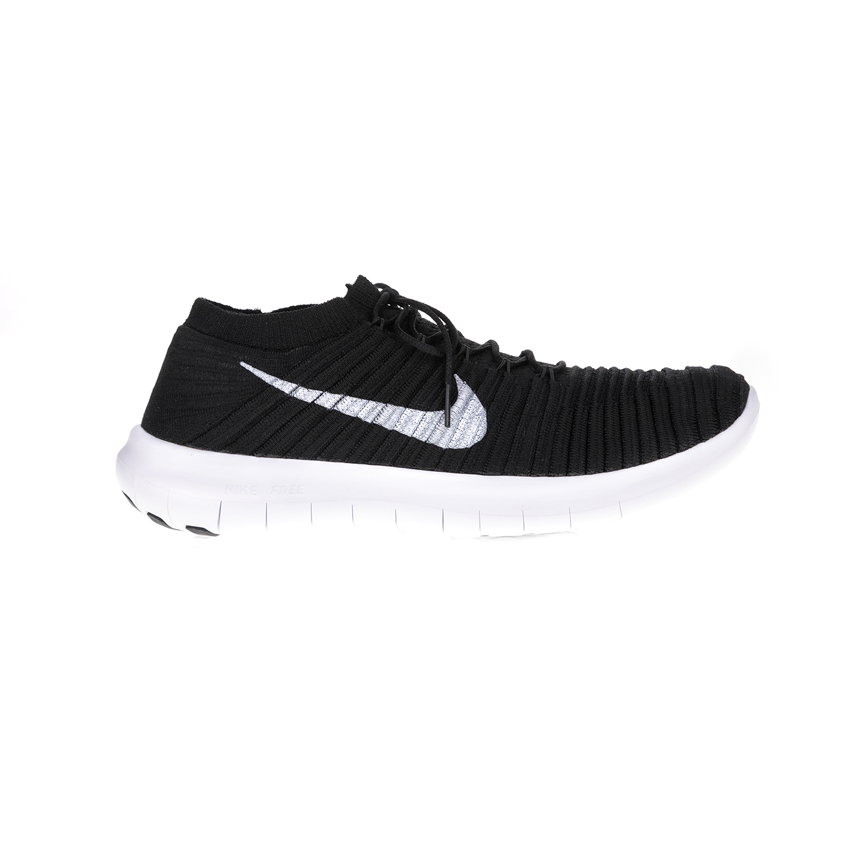 NIKE - Ανδρικά παπούτσια NIKE FREE RN MOTION FLYKNIT μαύρα ανδρικά παπούτσια αθλητικά running
