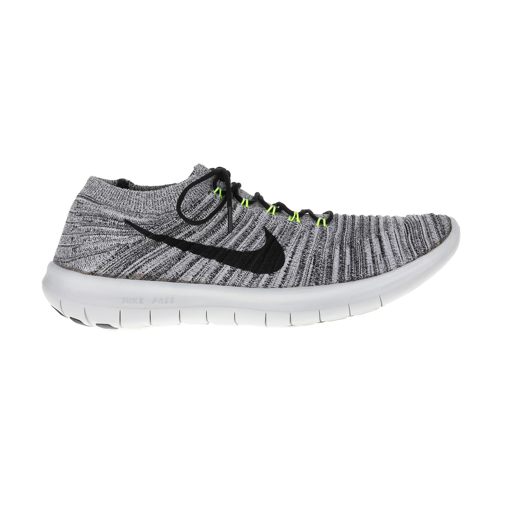 NIKE – Ανδρικά αθλητικά παπούτσια Nike FREE RN MOTION FLYKNIT γκρι