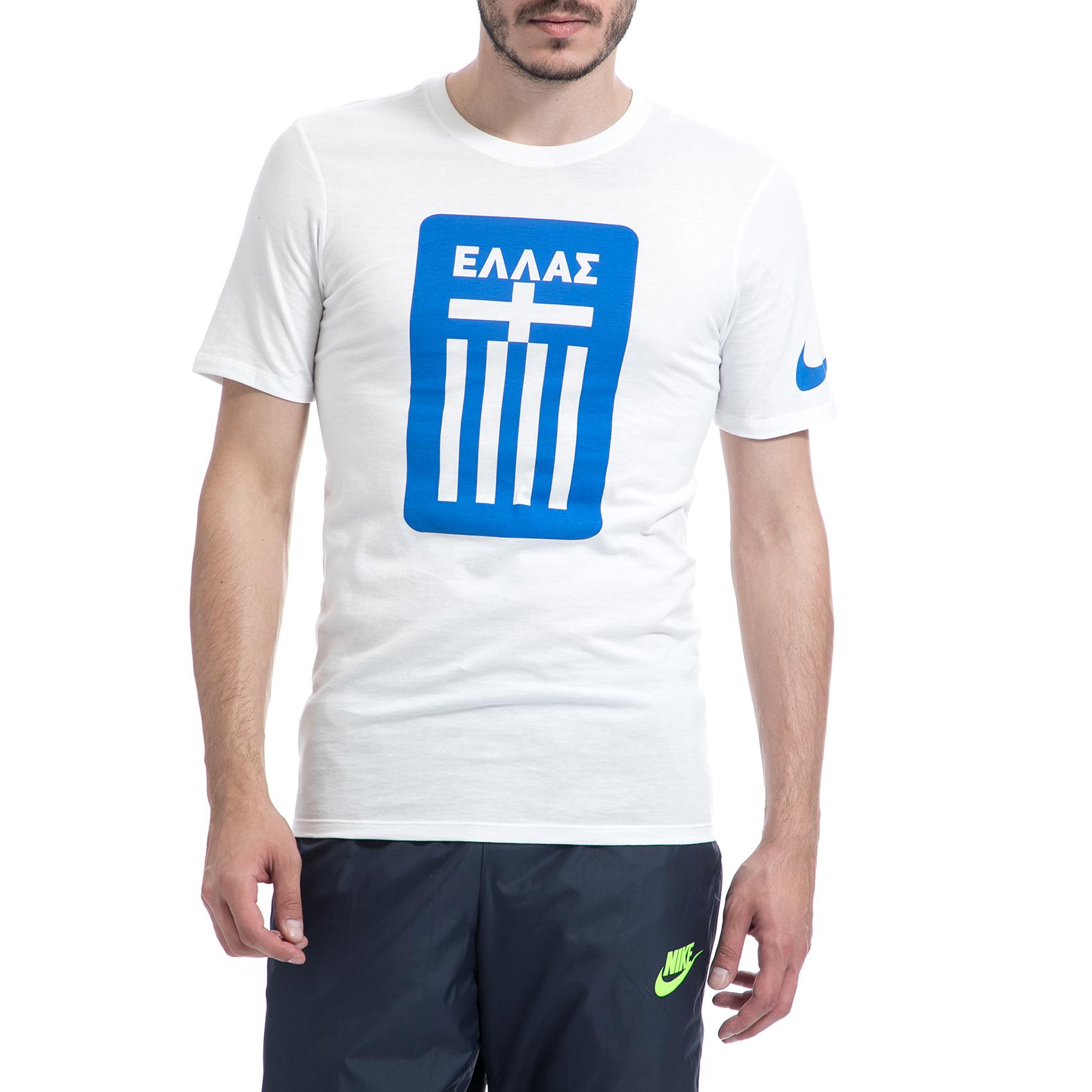 NIKE – Αντρική μπλούζα NIKE άσπρη