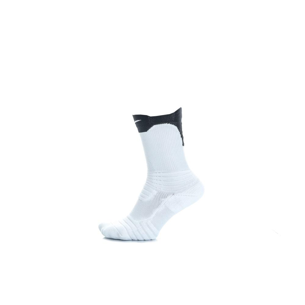 NIKE – Unisex κάλτσες μπάσκετ ELT VERSA CREW λευκές