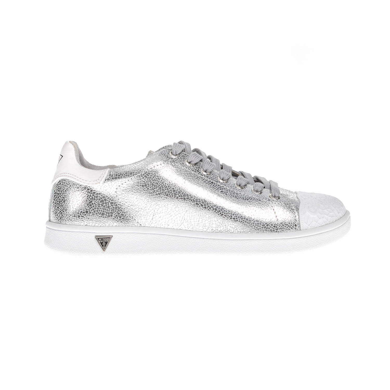 GUESS – Γυναικεία παπούτσια GUESS ασημί