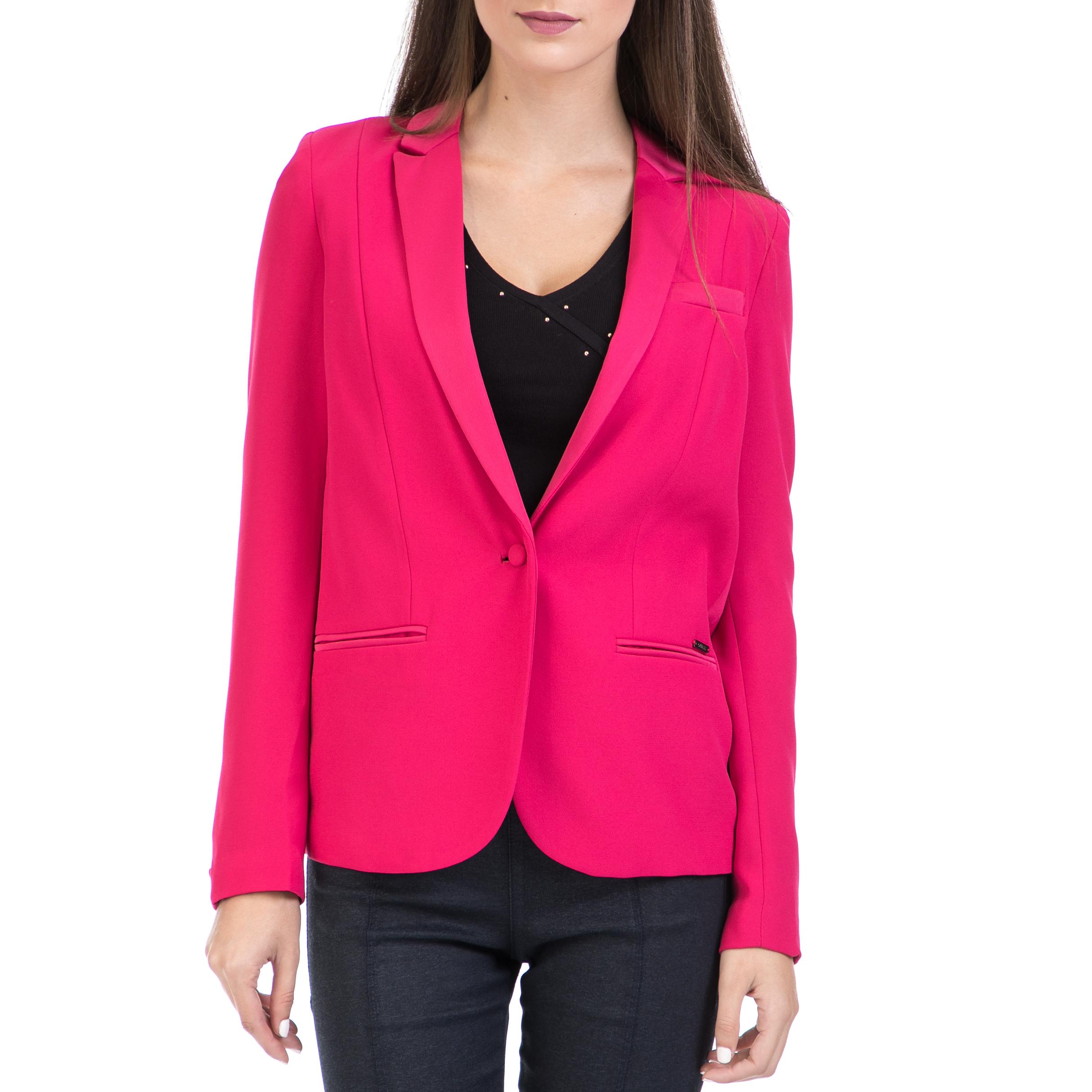 GUESS – Γυναικείο σακάκι GUESS ροζ