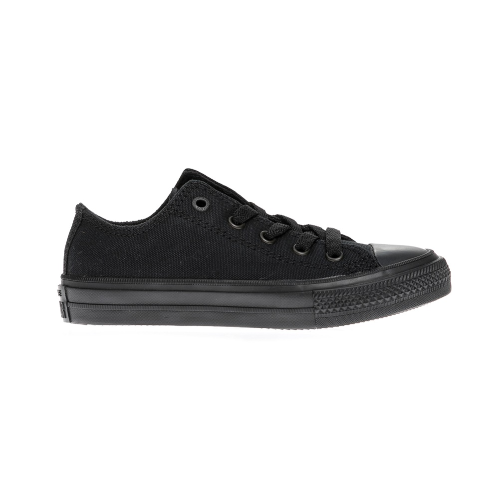 CONVERSE – Παιδικά παπούτσια Chuck Taylor All Star II Ox μαύρα