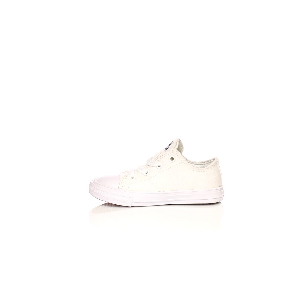 CONVERSE – Βρεφικά sneakers Chuck Taylor All Star II Ox λευκά