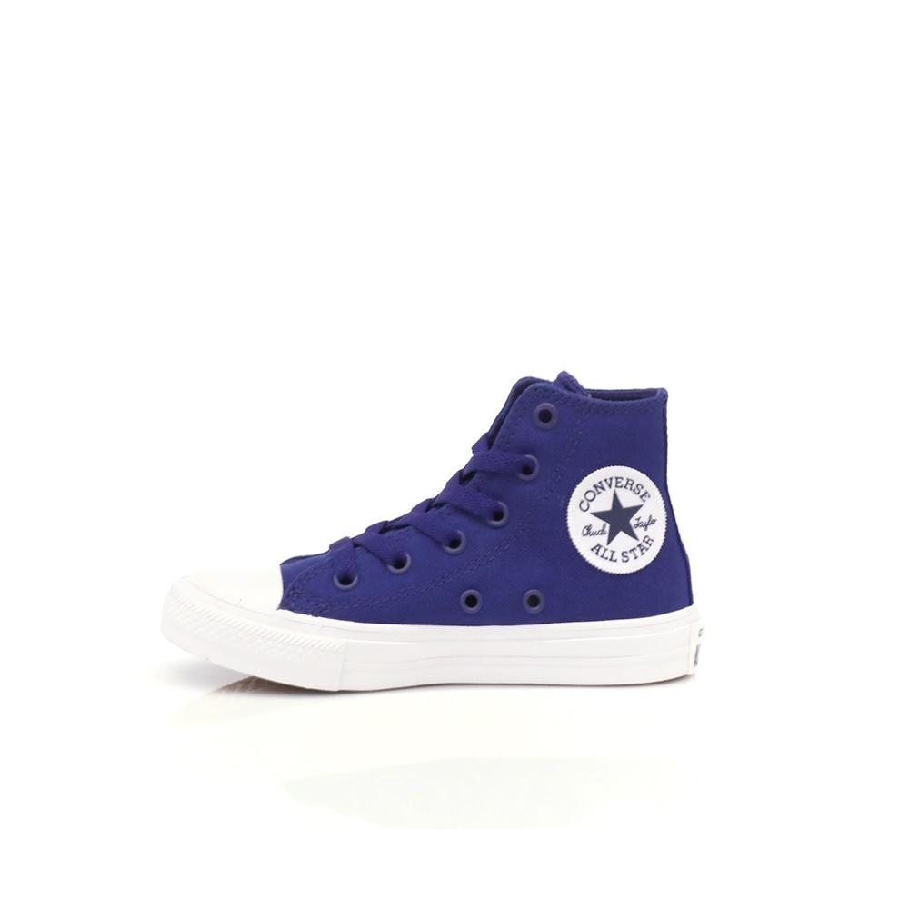 CONVERSE – Παιδικά παπούτσια Chuck Taylor All Star II Hi μπλε