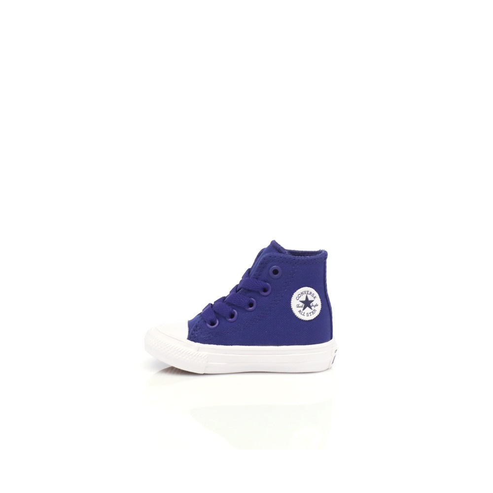 CONVERSE – Βρεφικά παπούτσια Chuck Taylor All Star II Hi μπλε
