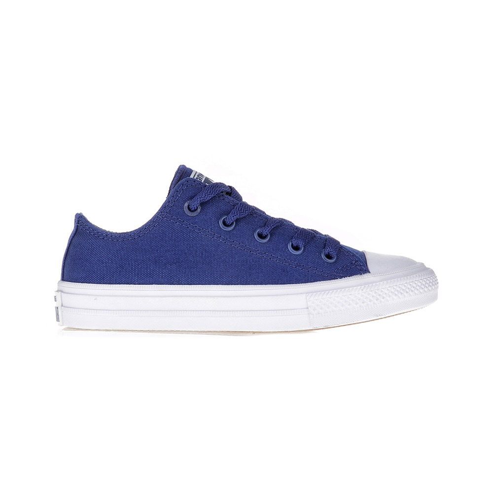 CONVERSE – Παιδικά παπούτσια Chuck Taylor All Star II Ox μπλε