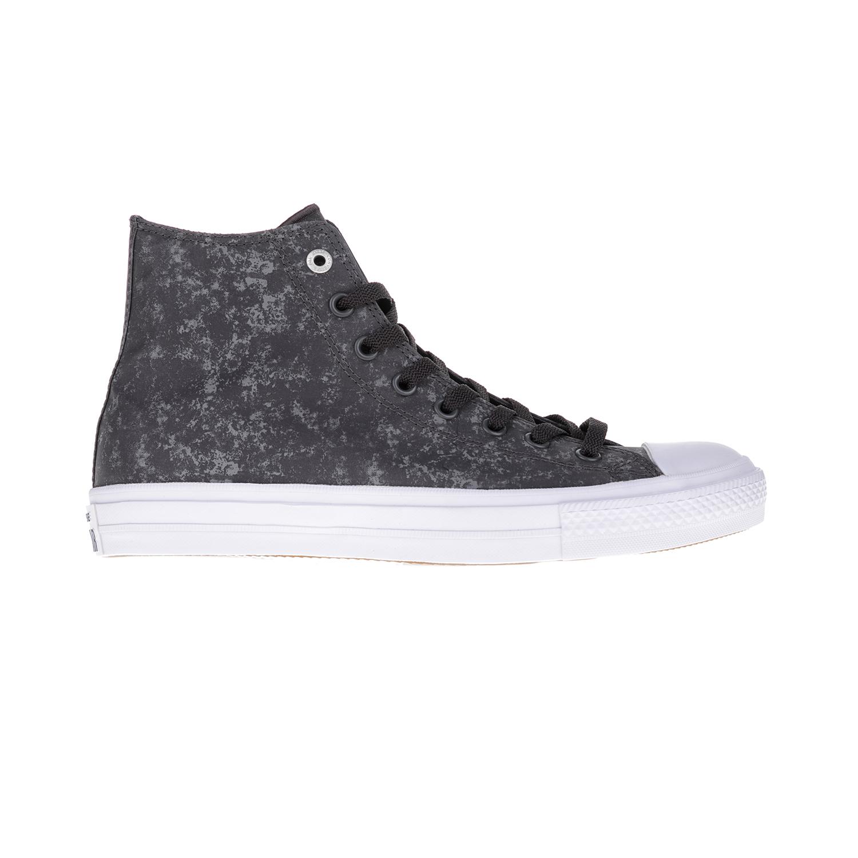 CONVERSE - Unisex μποτάκια Chuck Taylor All Star II Hi CONVERSE γκρι γυναικεία παπούτσια sneakers