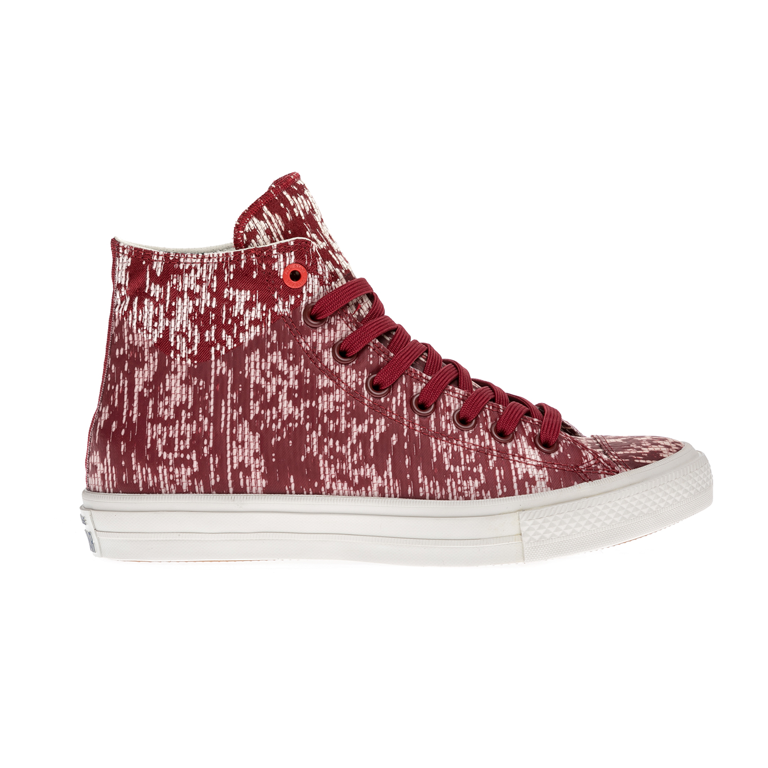 d6ad80b7c88 CONVERSE – Unisex παπούτσια Chuck Taylor All Star II Hi κόκκινα. Factory  Outlet