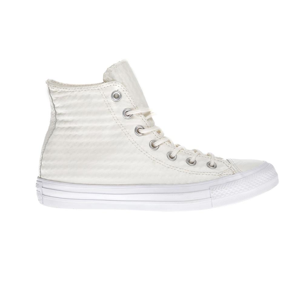CONVERSE – Unisex παπούτσια Chuck Taylor All Star Hi άσπρα