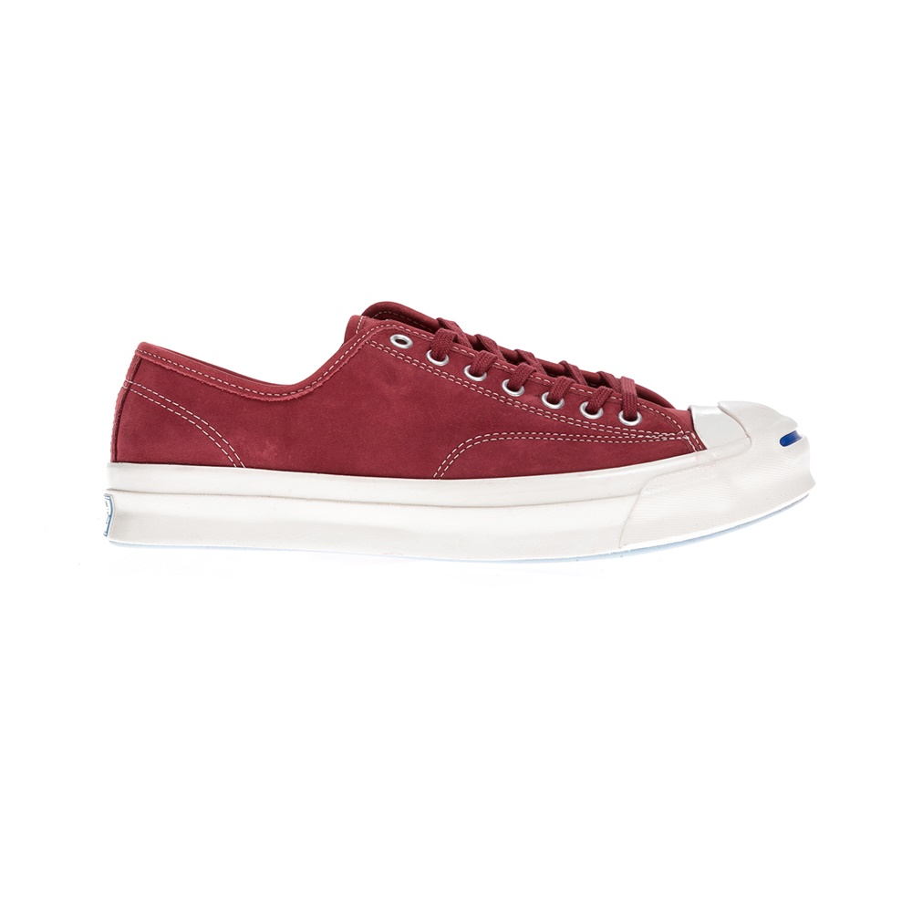 CONVERSE – Unisex παπούτσια Jack Purcell Signature Ox κόκκινα