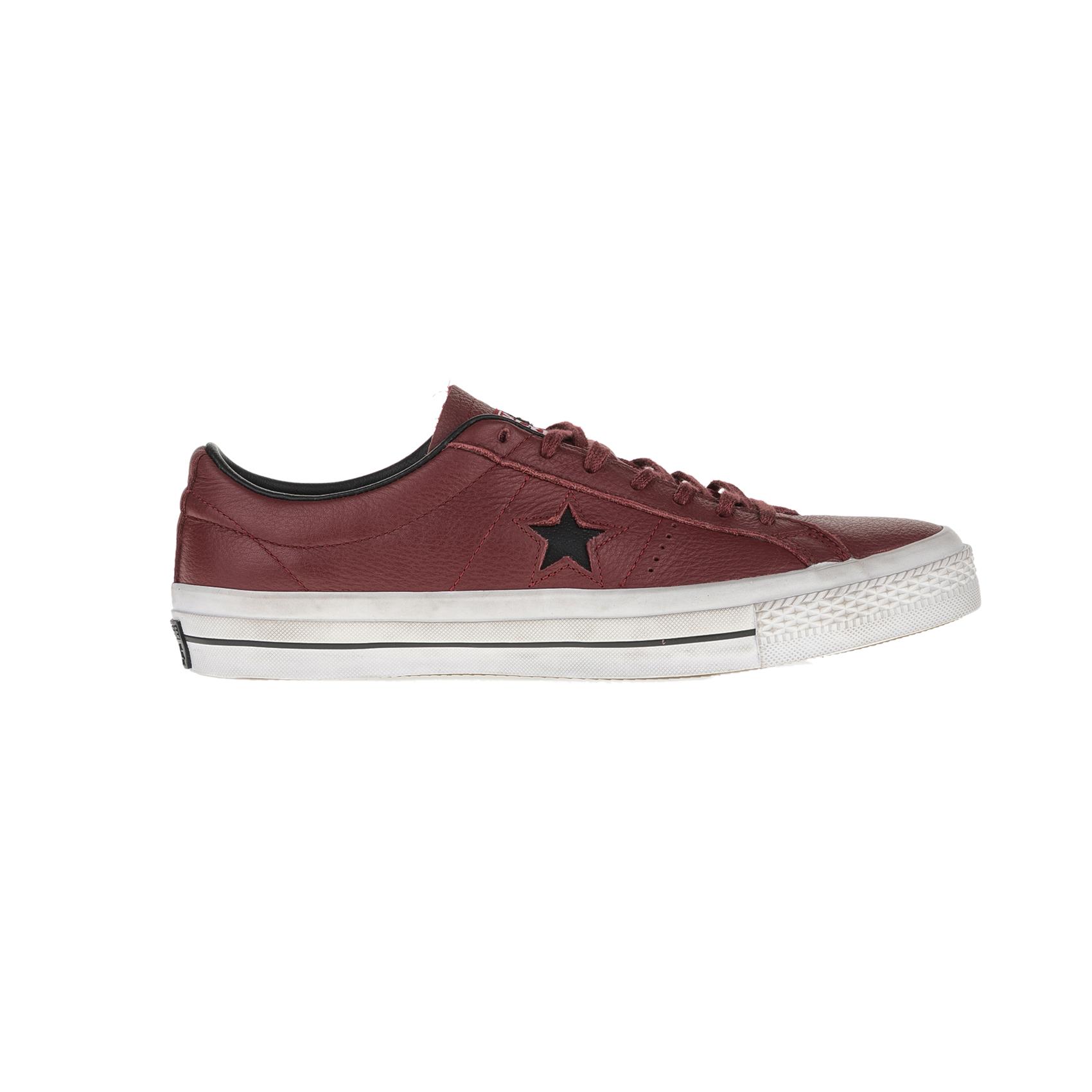 CONVERSE – Αθλητικά παπούτσια One Star Ox μπορντό