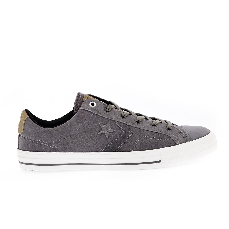 CONVERSE – Unisex παπούτσια Star Player Ox γκρι