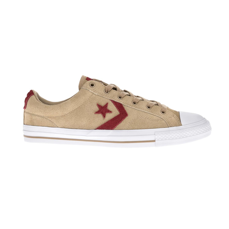 CONVERSE – Unisex παπούτσια Star Player Ox μπεζ