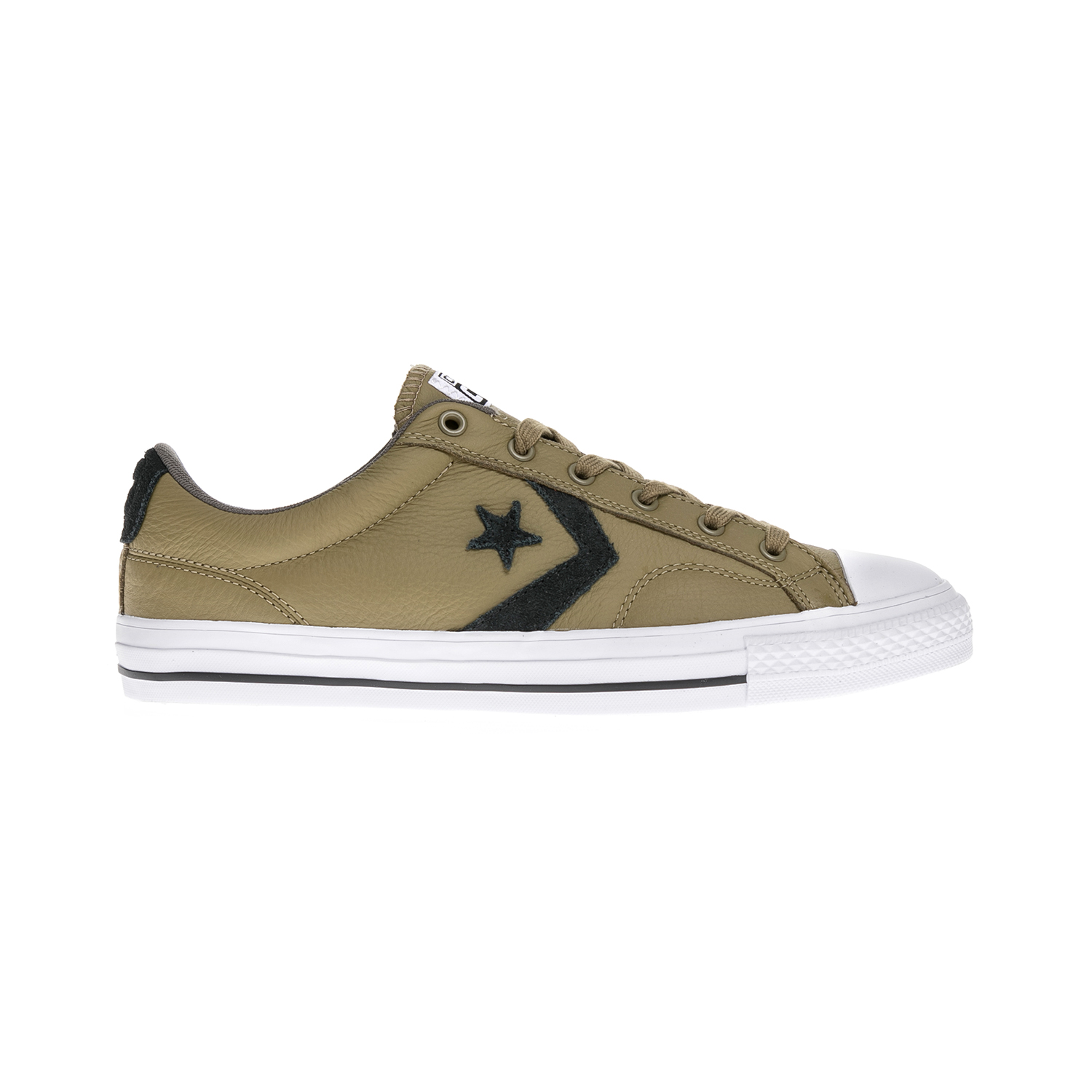 8093ee03308e CONVERSE - Unisex παπούτσια Star Player Ox χακί