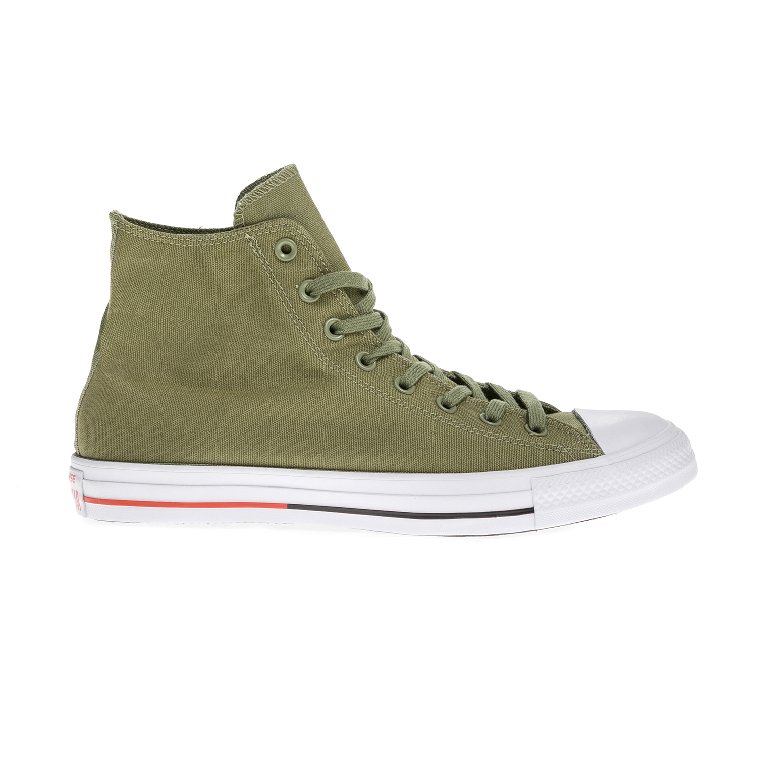CONVERSE – Unisex παπούτσια Chuck Taylor All Star Hi πράσινα