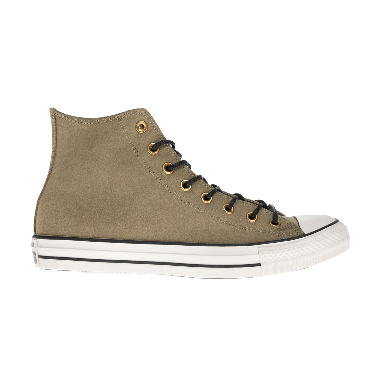 CONVERSE – Unisex παπούτσια Chuck Taylor All Star Hi χακί