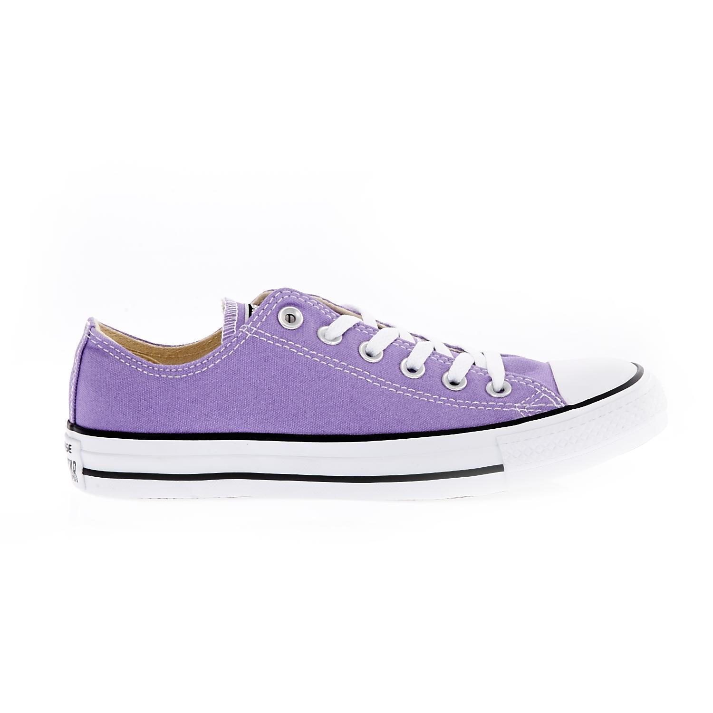 CONVERSE - Unisex παπούτσια Chuck Taylor All Star Ox μωβ ανδρικά παπούτσια sneakers
