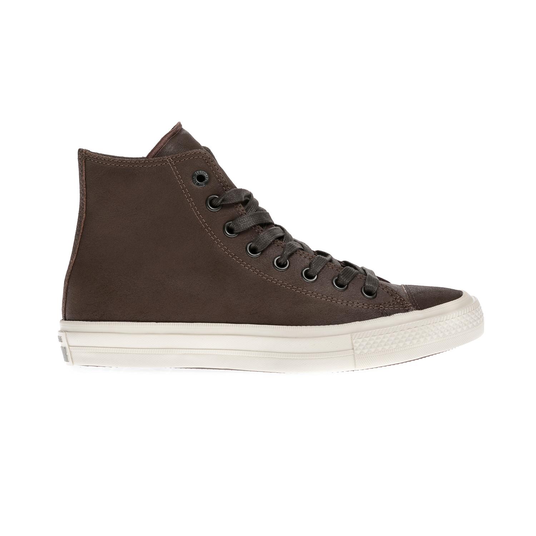 CONVERSE – Unisex παπούτσια Chuck Taylor All Star II Hi καφέ