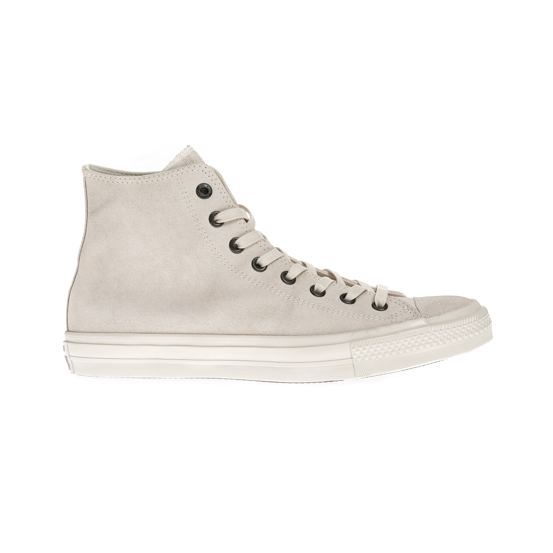 CONVERSE – Unisex παπούτσια Chuck Taylor All Star II Hi εκρού