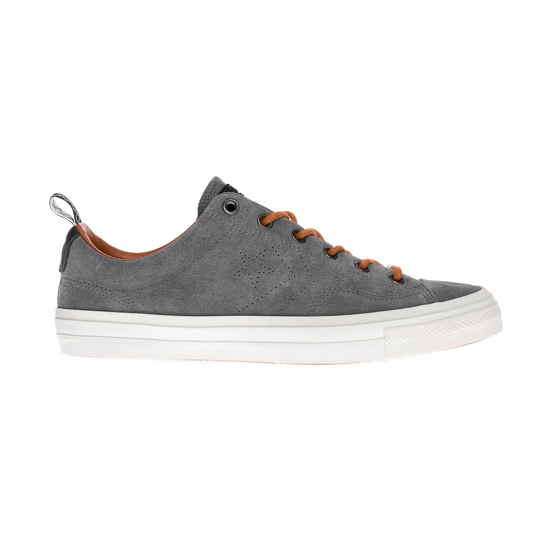 CONVERSE – Unisex παπούτσια Star Player Premium Ox γκρι