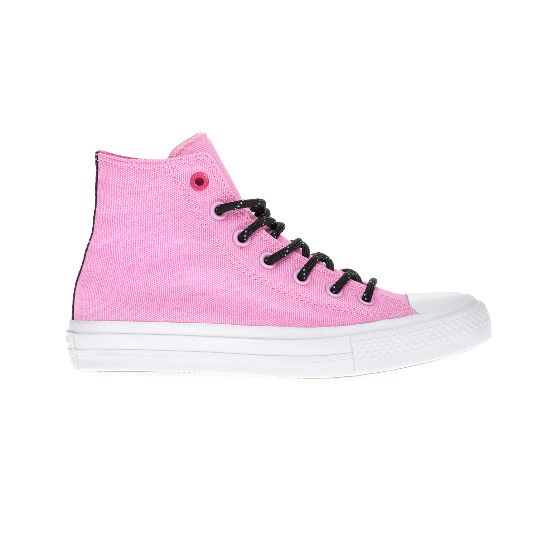 CONVERSE – Γυναικεία παπούτσια Chuck Taylor All Star II Hi ροζ
