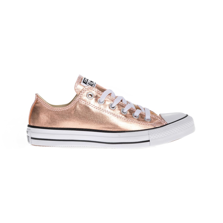 CONVERSE – Γυναικεία παπούτσια Chuck Taylor All Star Ox μεταλλικά