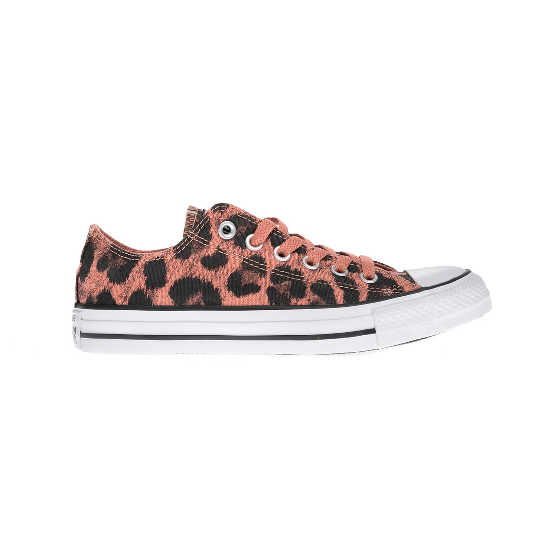 CONVERSE – Γυναικεία παπούτσια Chuck Taylor All Star Animal εμπριμέ