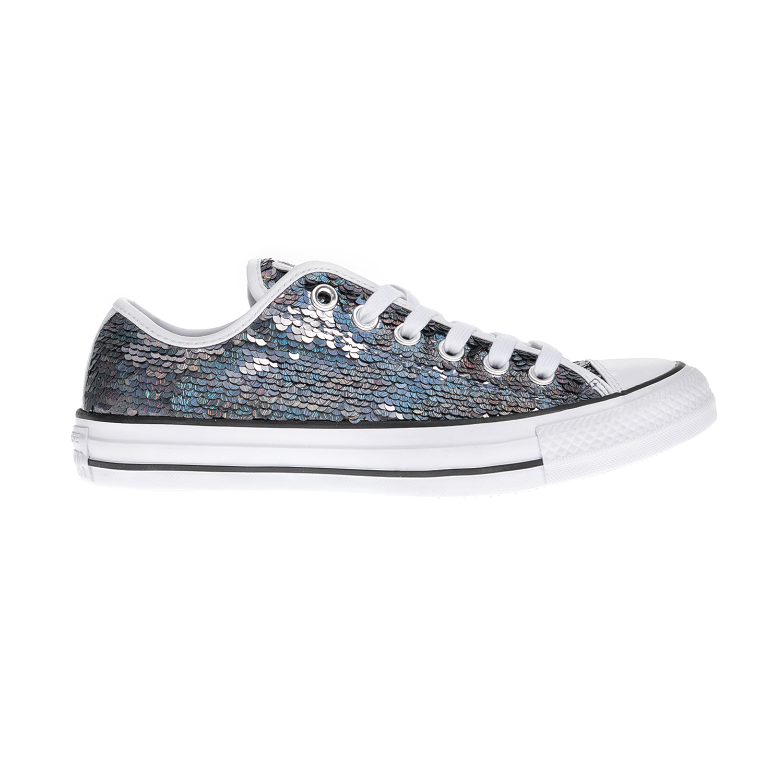 CONVERSE – Γυναικεία παπούτσια Chuck Taylor All Star Ox γκρι