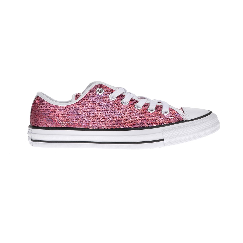 CONVERSE – Γυναικεία παπούτσια Chuck Taylor All Star Ox ροζ