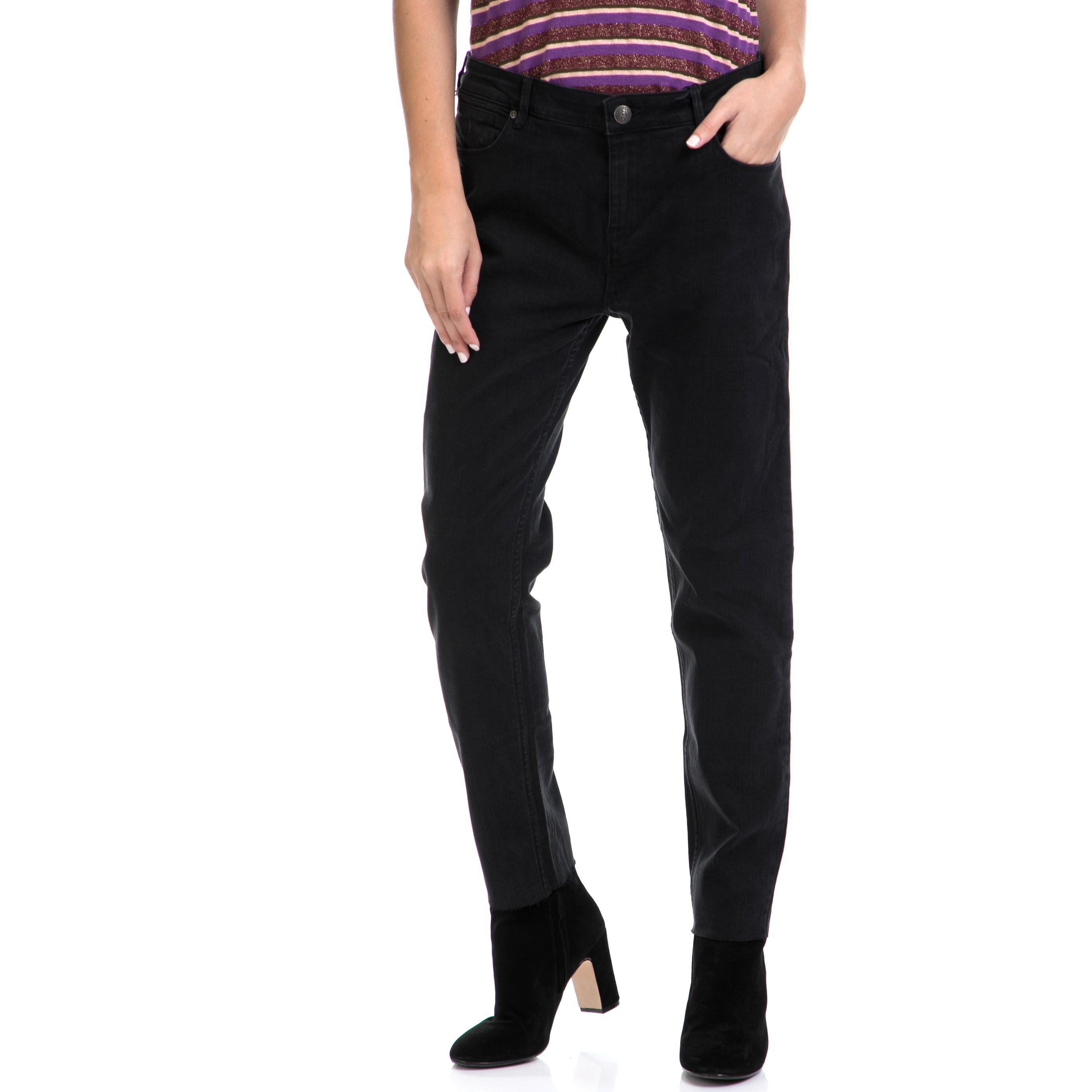 SCOTCH & SODA - Γυναικείο παντελόνι Petit Ami - Precious Rock MAISON SCOTCH μαύρ γυναικεία ρούχα παντελόνια