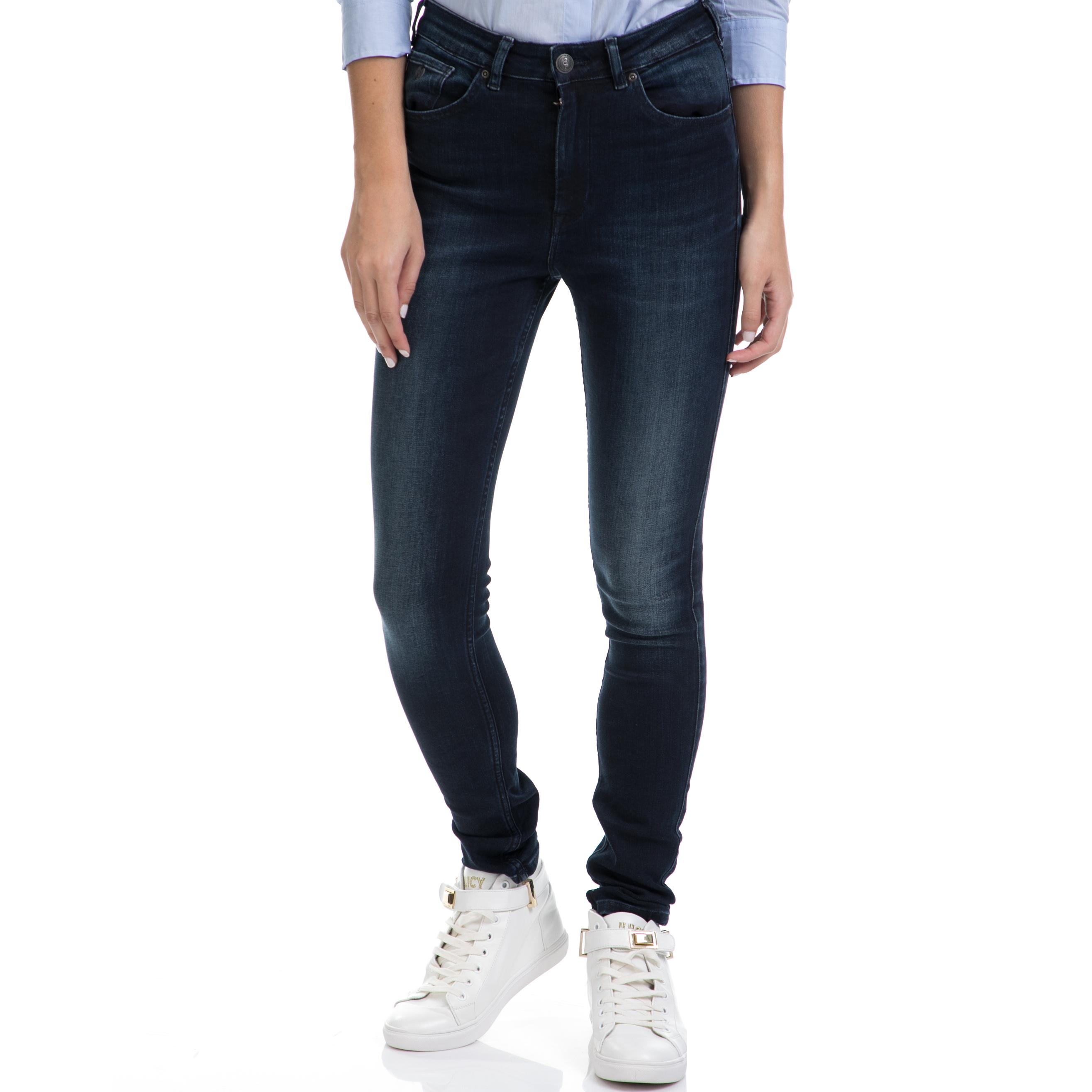 MAISON SCOTCH – Γυναικείο τζιν παντελόνι Haut – Intense Beauty MAISON SCOTCH μπλε