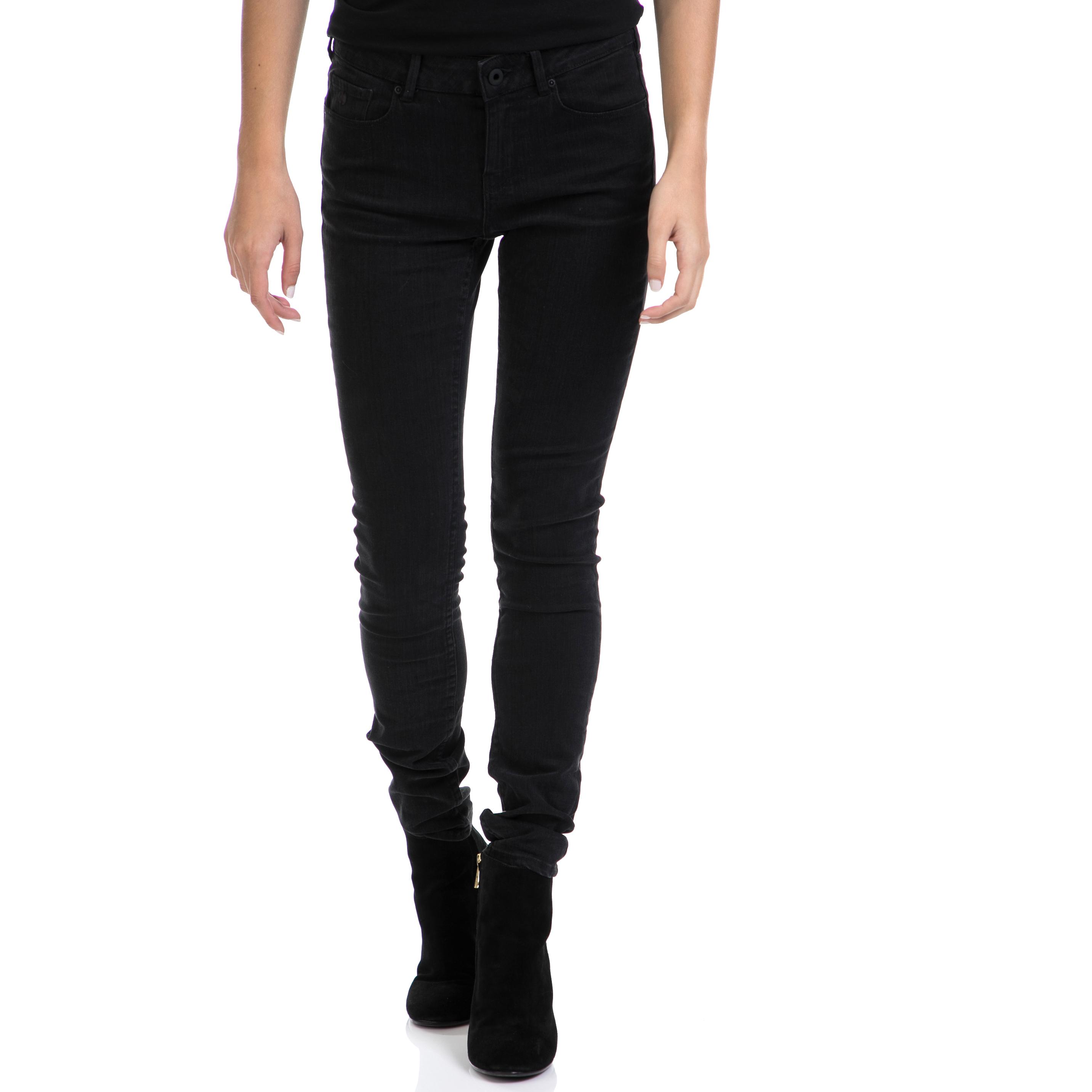 MAISON SCOTCH – Γυναικείο παντελόνι NOS – La Bohemienne – Precious MAISON SCOTCH μαύρο