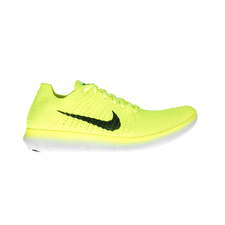 NIKE – Ανδρικά παπούτσια NIKE FREE RN FLYKNIT MS κίτρινα