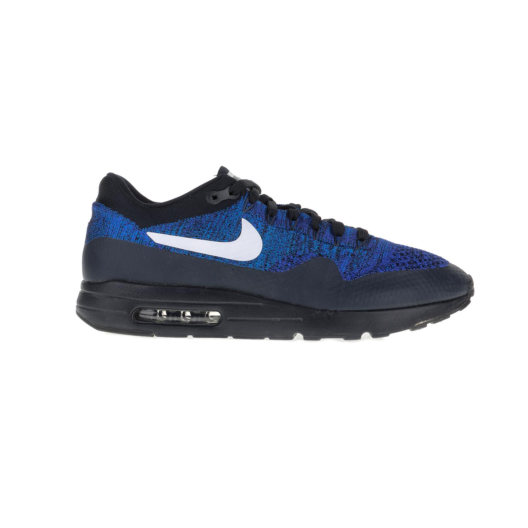 NIKE – Ανδρικά παπούτσια Nike AIR MAX 1 ULTRA FLYKNIT κόκκινα – μπλε