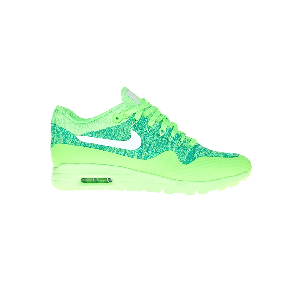 NIKE – Γυναικεία παπούτσια NIKE AIR MAX 1 ULTRA FLYKNIT πράσινα