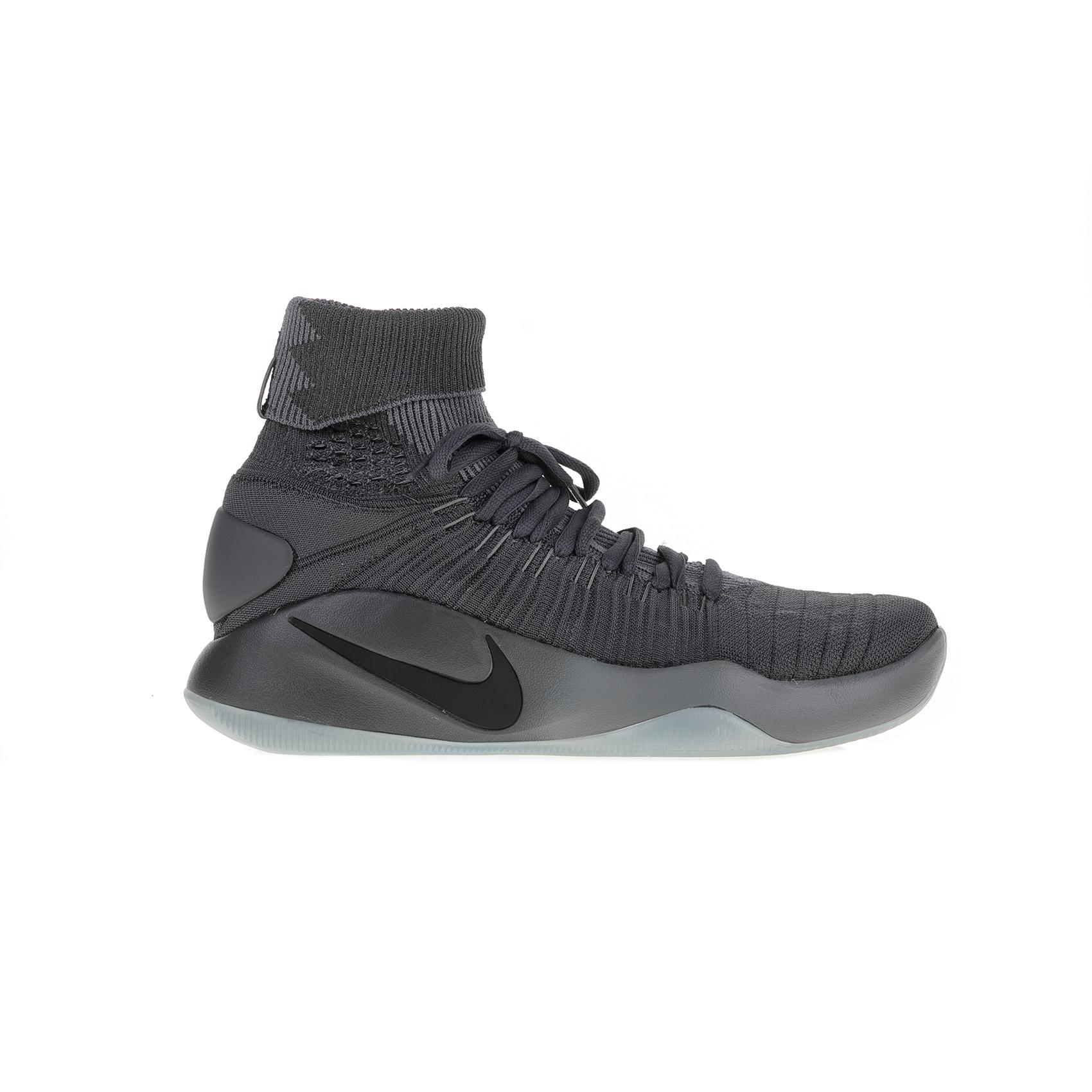 NIKE – Ανδρικά παπούτσια NIKE HYPERDUNK 2016 FK γκρι