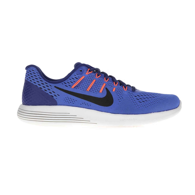NIKE - Ανδρικά αθλητικά παπούτσια NIKE LUNARGLIDE 8 μπλε