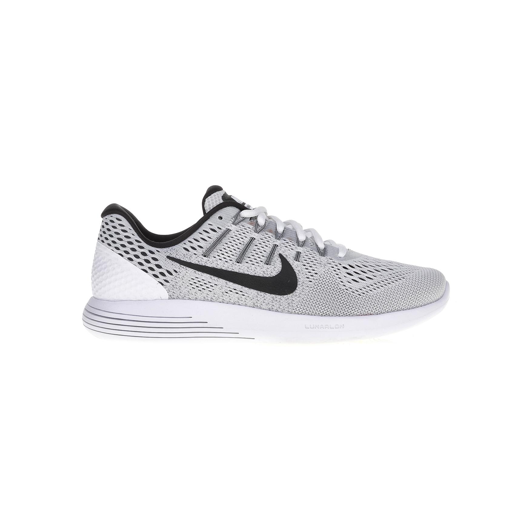 NIKE - Ανδρικά αθλητικά παπούτσια Nike LUNARGLIDE 8 SHIELD γκρι ανδρικά παπούτσια αθλητικά running