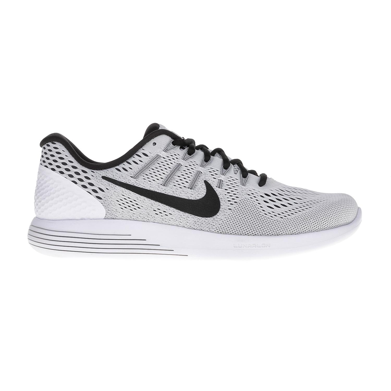NIKE - Ανδρικά αθλητικά παπούτσια NIKE LUNARGLIDE 8 λευκά